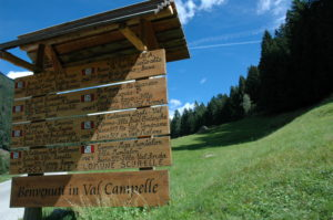 Val Campelle - Foto di Omar Ropelato